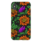 Flowers-B-phone-case- IPhone Blast Case PRO For iPhone XS Max
