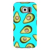 Guacamole-Light-Blue-phone-case-Samsung Blast Case PRO For Samsung Galaxy S6