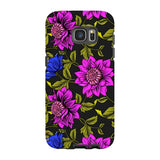 Flowers-a-phone-case-Samsung Blast Case PRO For Samsung Galaxy 7 Edge