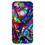Abstract-2-phone-case-Google-Pixel Blast Case PRO For Google Pixel