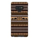 Africa-Elephant-phone-case-Samsung Blast Case PRO For Samsung Galaxy Note 9