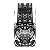 Hamsa-phone-case-Samsung Blast Case PRO For Samsung Galaxy S10