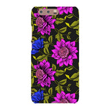 Flowers-a-phone-case-Huawei Blast Case LITE For Huawei P10