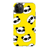 panda-Yellow-phone-case-IPhone Blast Case PRO For iPhone 11 Pro Max