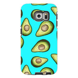 Guacamole-Light-Blue-phone-case-Samsung Blast Case PRO For Samsung Galaxy S6 Edge