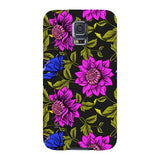 Flowers-a-phone-case-Samsung Blast Case LITE For Samsung Galaxy S5