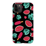 Summer-pattern-black-phone-case- IPhone Blast Case PRO For iPhone 11 Pro Max