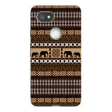 Africa-Elephant-phone-case-Google-Pixel Blast Case PRO For Google Pixel 2 XL