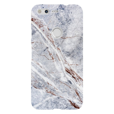 MARBLE - Bleeding White - Google Pixel-phone-case Blast Case LITE For Google Pixel