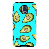 Guacamole-Light-Blue-phone-case-Samsung Blast Case PRO For Samsung Galaxy S5