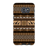 Africa-Giraffe-phone-case-Samsung Blast Case PRO For Samsung Galaxy S6 Edge Plus