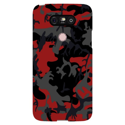 Camo-Red-phone-case-LG Blast Case LITE For LG G5