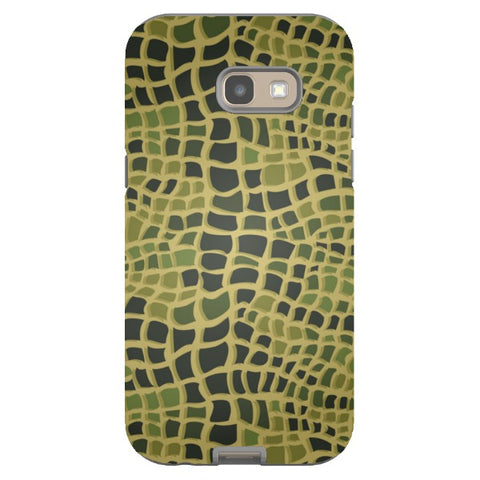 CROCODILE-skin-phone-case- Samsung Blast Case PRO For Samsung A5 - 2017 Model