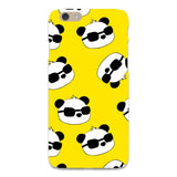 panda-Yellow-phone-case-IPhone Blast Case LITE For iPhone 6