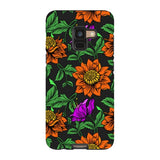 Flowers-B-phone-case-Samsung Blast Case PRO For Samsung A8
