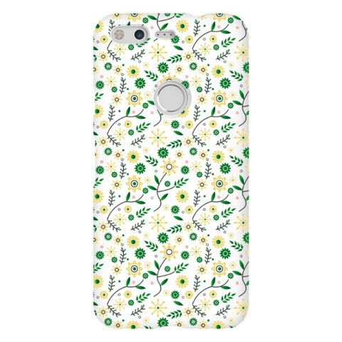Flower pattern B - Google Pixel-phone-case Blast Case LITE For Google Pixel