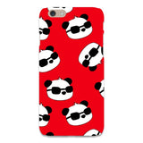 panda-Red-phone-case-IPhone Blast Case LITE For iPhone 6