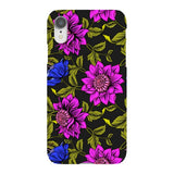Flowers-a-phone-case- IPhone Blast Case LITE For iPhone XR
