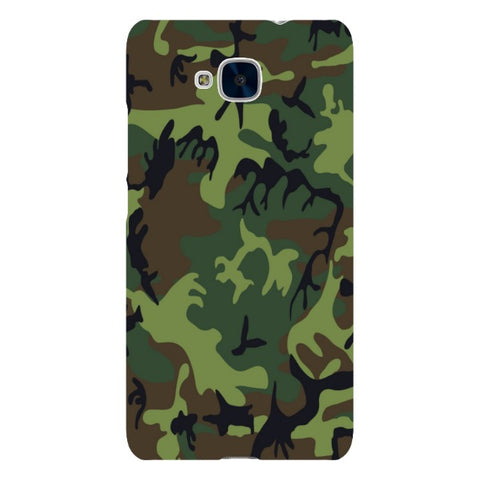 Camo-Green-phone-case-Huawei Blast Case LITE For Huawei Honor 5C
