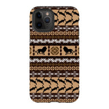 Africa-Lion-phone-case-IPhone Blast Case PRO For iPhone 11 Pro