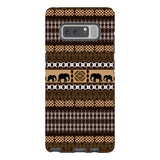 Africa-Elephant-phone-case-Samsung Blast Case PRO For Samsung Galaxy Note 8