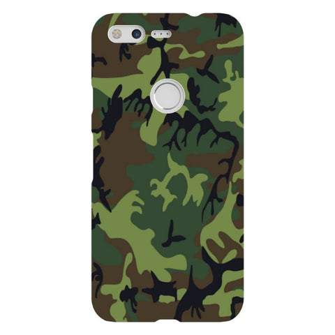 Camo-Green-phone-case-Google-Pixel Blast Case LITE For Google Pixel