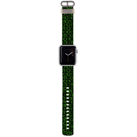 WATCH STRAP - I/0 for apple watch 38 mm in Nylon