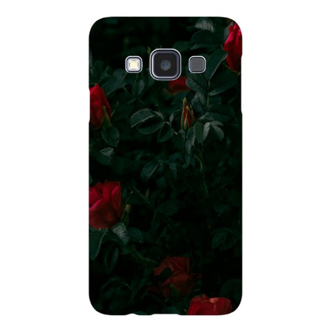 Flowers-C-phone-case-Samsung Blast Case LITE For Samsung A3 - 2014 Model