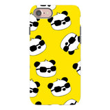panda-Yellow-phone-case-IPhone Blast Case LITE For IPhone  SE2