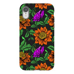 Flowers-B-phone-case- IPhone Blast Case PRO For iPhone XR