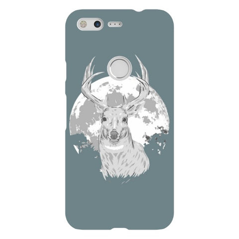 deer-Grey-blue-phone-case-Google-Pixel Blast Case LITE For Google Pixel