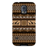 Africa-Giraffe-phone-case-Samsung Blast Case PRO For Samsung Galaxy S5