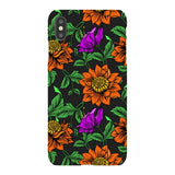 Flowers-B-phone-case- IPhone Blast Case LITE For iPhone XS Max