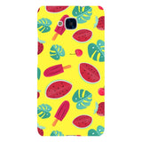Summer-pattern-Yellow-phone-case-Huawei Blast Case LITE For Huawei Honor 5C