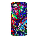 Abstract-2-phone-case- IPhone Blast Case PRO For iPhone SE