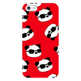 panda-Red-phone-case-IPhone Blast Case LITE For iPhone 5
