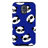 panda-Blue-phone-case-Samsung Blast Case PRO For Samsung Galaxy S5