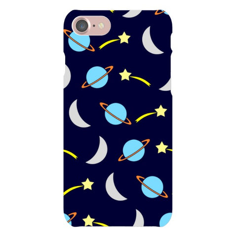 Moon & Stars - IPhone-phone-case Blast Case LITE For iPhone SE2