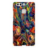 Abstract-1-phone-case-Huawei Blast Case LITE For Huawei P9