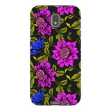 Flowers-a-phone-case-Samsung Blast Case PRO For Samsung Galaxy J7