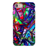 Abstract-2-phone-case- IPhone Blast Case PRO For iPhone 8