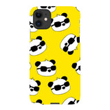 panda-Yellow-phone-case-IPhone Blast Case LITE For iPhone 11