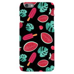 Summer-pattern-black-phone-case- IPhone Blast Case LITE For iPhone 6S