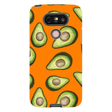 Guacamole-Orange-phone-case-LG Blast Case PRO For LG G5