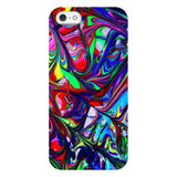 Abstract-2-phone-case- IPhone Blast Case LITE For iPhone SE