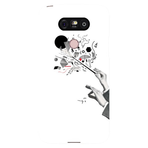 Megic-Trick-Illustration-phone-case-LG Blast Case LITE For LG G5