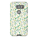 Flower pattern B - LG-phone-case Blast Case PRO For LG V30