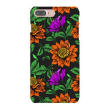 Flowers-B-phone-case- IPhone Blast Case LITE For iPhone 8 Plus