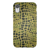 CROCODILE-skin-phone-case- IPhone Blast Case PRO For iPhone XR