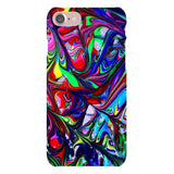 Abstract-2-phone-case- IPhone Blast Case LITE For iPhone 8